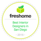 FreshHome Top 20 Designers Award Winner